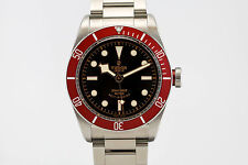 Tudor Heritage Black Bay Automatic Dive Watch Submariner 79220 79220R Unworn