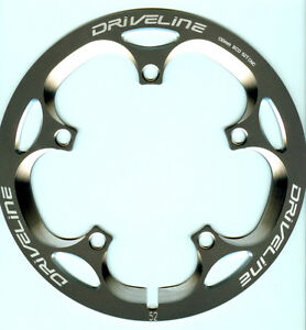 123g gobike88 Driveline Chainring Guard 52T Gold BCD 130mm R45