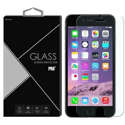 """Premium HD Clear Tempered Glass Screen Protector for iphone 8 4.7"""" / 8 Plus 5.5"""""""