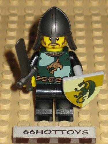 LEGO Kingdoms 7189 Soldiers Minifigure New