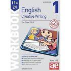 11+ Creative Writing Workbook 1 by Stephen C. Curran (Paperback, 2014)