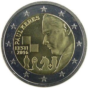 ESTONIE 2 Euro 2016