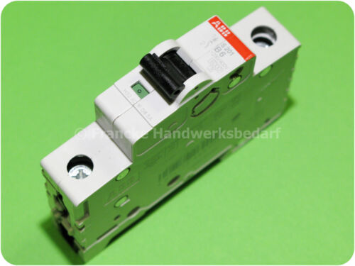 ABB S201-B6 B 6 A 1-polig Sicherungsautomat