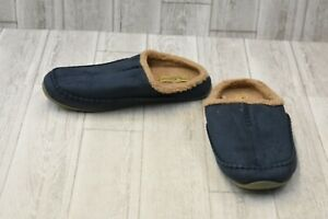 Deer-Stags-Nordic-Slipper-Men-039-s-Size-13M-Blue