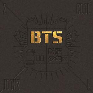 BTS-2-COOL-4-SKOOL-1st-Single-Album-CD-PHOTOBOOK-BRAND-NEW-SEALED