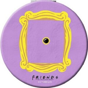 Friends (TV Series) Round Compact Mirror: Frame