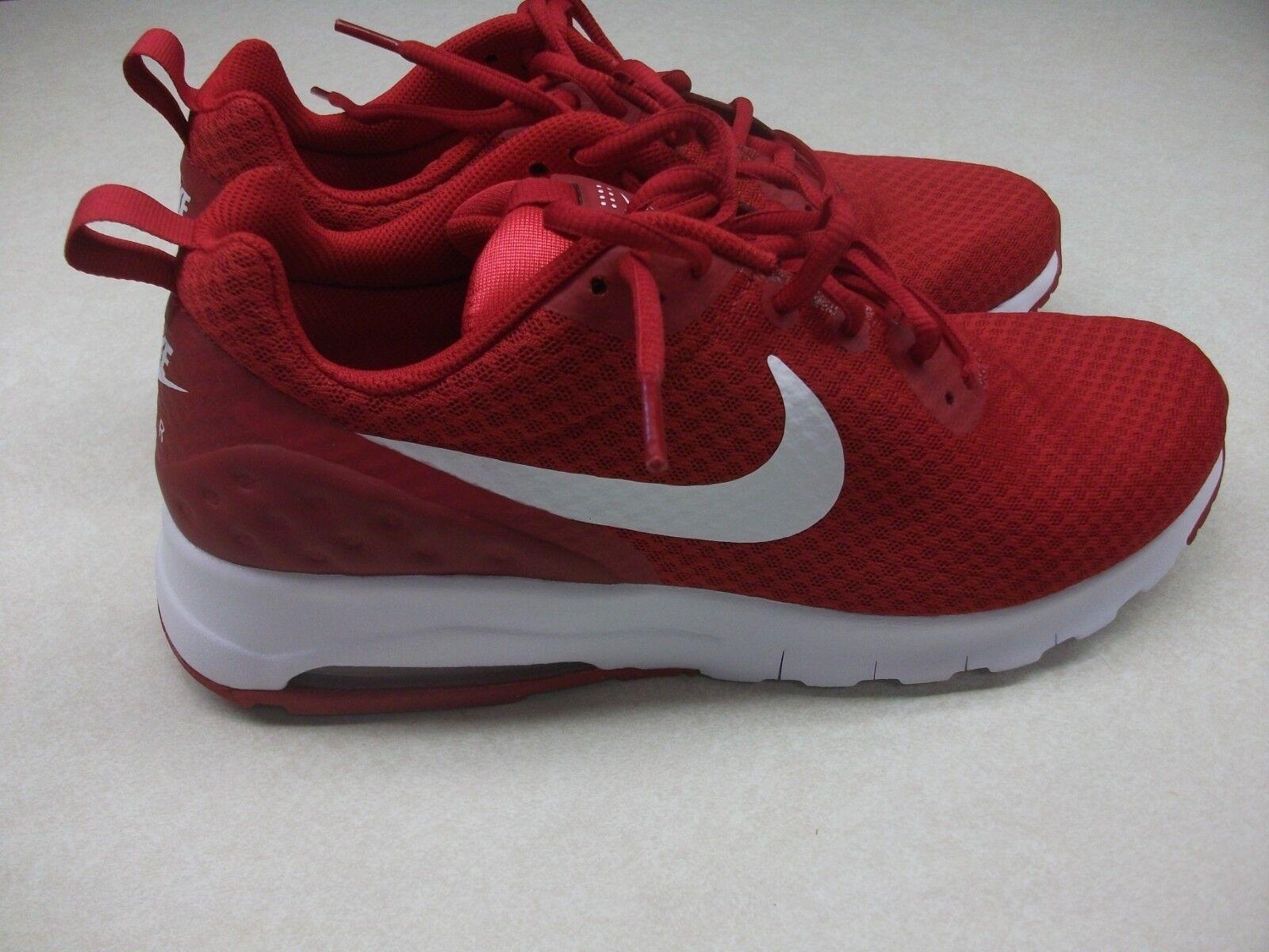 Nike air max 11 uomini proposta sb scarpe da corsa corsa da rosso / bianco pennino 833260-600 squadra palestra 2e2a23