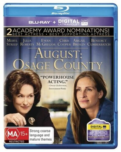1 of 1 - August - Osage County (Blu-ray, 2014)