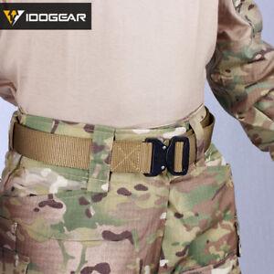Details about IDOGEAR Tactical Belt 1 5