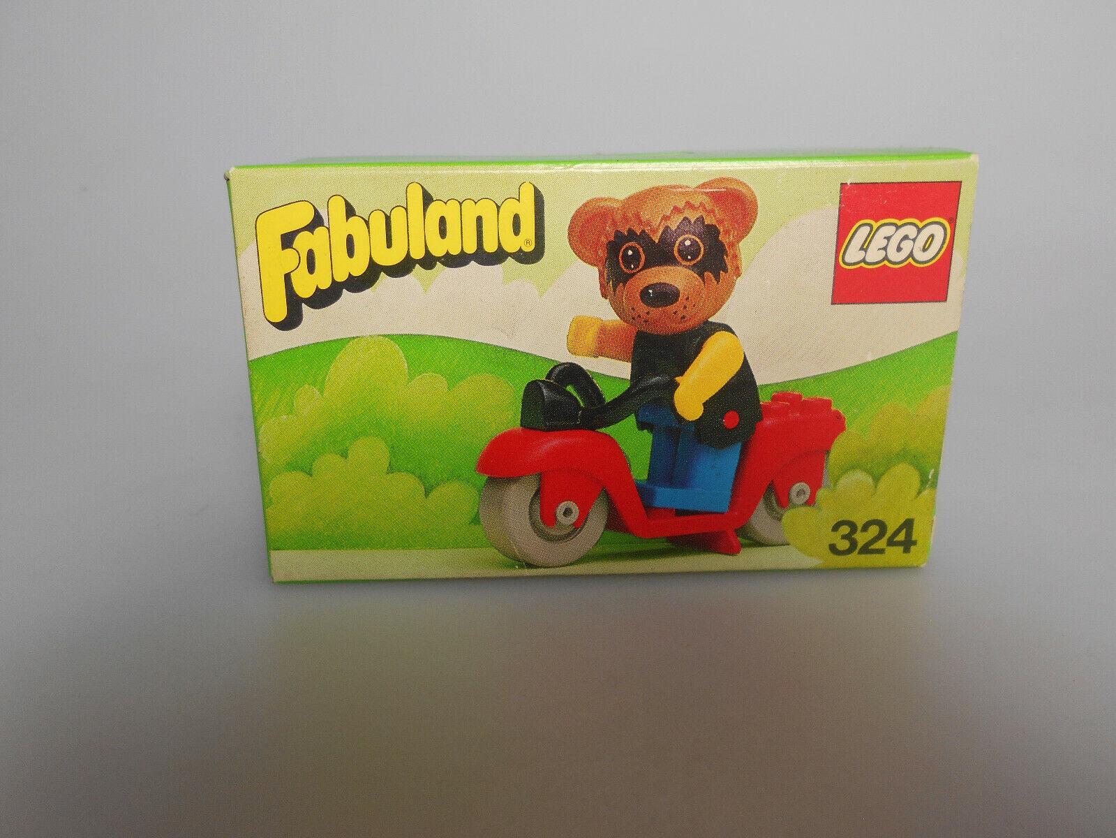 Lego® Fabuland Set 324 in Box Neu und ungeöffnet Selten von 1979