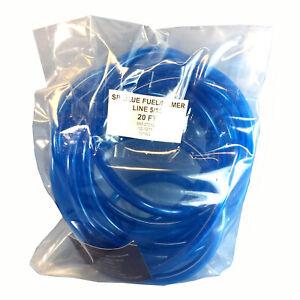 Neuf-SPI-Bleu-Carburant-Ligne-Tuyau-Id-5-16-034-Pre-decoupe-Pour-20-FT-Kawasaki