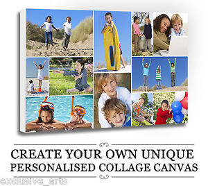 Your-Photo-Picture-PERSONALISED-COLLAGE-CANVAS-A4-A3-A2-A1-A0-320gsm-18MM-FRAME