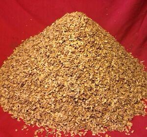 Cage Bird Bedding 12kg Chips de hêtre naturel Chipsi hygiénique sans poussière et à sec moyen