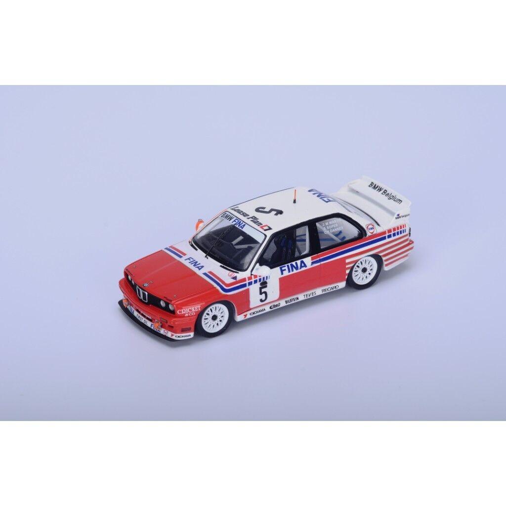 Venta en línea precio bajo descuento SPARK BMW E30 M3  5 5 5 Winner 24h SPA 1992  Martin - Soper - Danner SB069 1 43  venta al por mayor barato