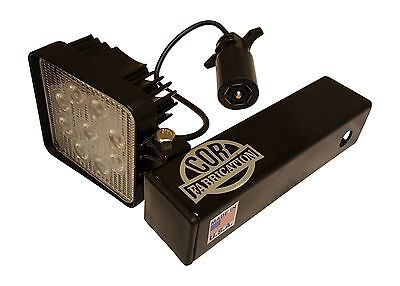 Economy Trailer Hitch Receiver Mount Reverse Back Up Light