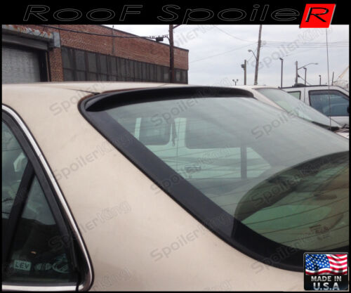 Rear Roof Window Spoiler Made in USA Fits: Honda Prelude 1992-96 244R