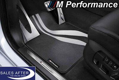 floor mats Original BMW M PERFORMANCE F10 F11 Fussmatten vorne Automatten