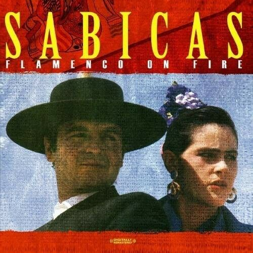 Sabicas - Flamenco on Fire [New CD] Manufactured On Demand, Rmst