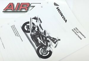 2003 honda cbr600rr cbr 600 f4i set up instructions manual wiring details about 2003 honda cbr600rr cbr 600 f4i set up instructions manual wiring diagram