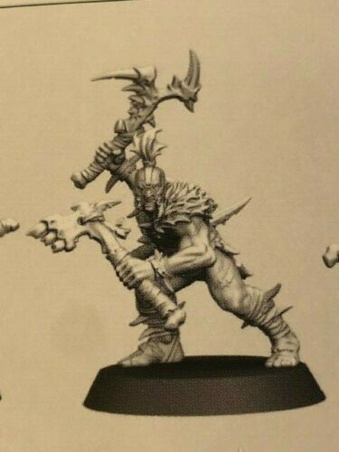 Untamed Beasts Warhammer Age of Sigmar Plains-Runners 1 Warcry