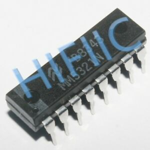 1PCS MM5321N TV CAMERA SYNC GENERATOR DIP16