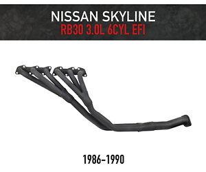 Headers-Extractors-for-Nissan-Skyline-R31-1986-1990-RB30-3-0L-EFI