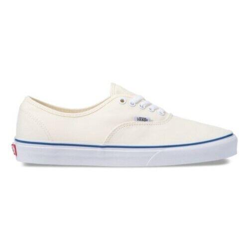 Vans Men S Authentic Red Shoe Ee3red Skate Shoes Uk 5 S163340 For Sale Online Ebay