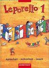Leporello 1. Fibel von Winfried Ulrich und Daniela Kulot-Frisch (1998, Gebundene Ausgabe)