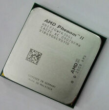 PROCESSORE AMD PHENOM II  720 X3 SOCKET AM2+/AM3 2.8 Ghz POTENTE !