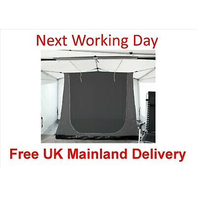 Isabella Awning Annexe Inner Tent Black and Dark Grey Free Delivery UK Mainland