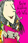 You're Kidding, Ms.Wiz by Terence Blacker (Paperback, 1996)