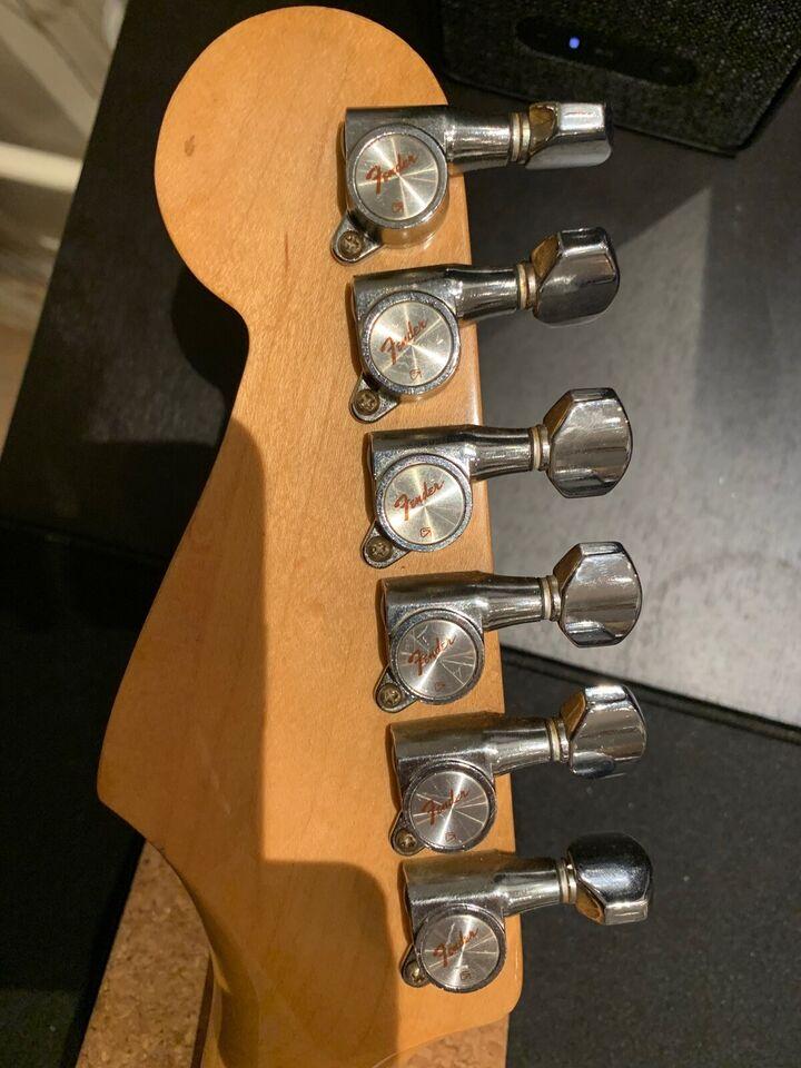 Elguitar, Squier Stratocaster