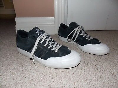 NEW Adidas Matchcourt ADV Energy Blue Low Skateboarding Sneakers Shoes BB8556