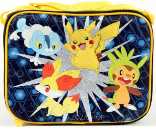 Pokemon Insulated Lunch Bag