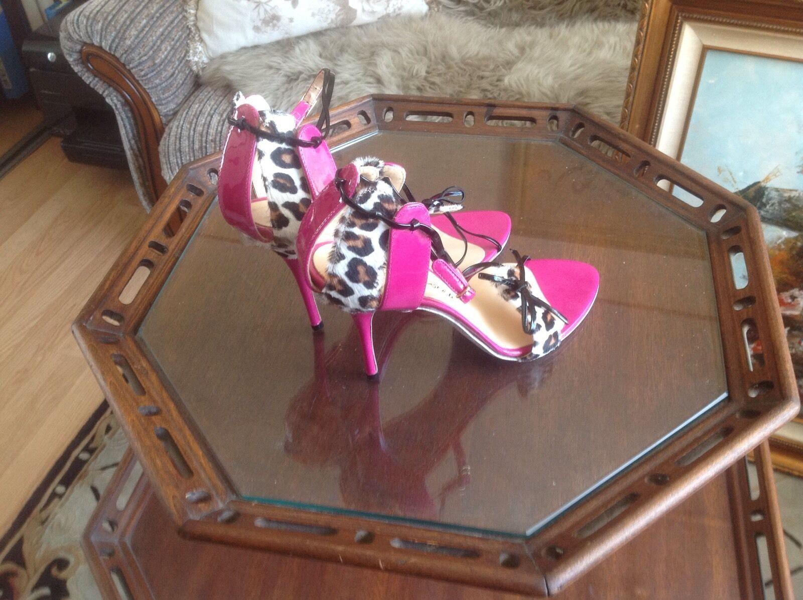 Alberto Moretti rare unused, brand-new, unused, rare unworn Italian high heels shoes. 3dafed