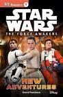 Star Wars: The Force Awakens: New Adventures by David Fentiman (Paperback / softback, 2015)