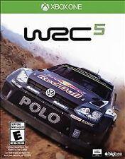 WRC 5 RE-SEALED Microsoft Xbox One 1 XB XB1 XB3 RACING GAME