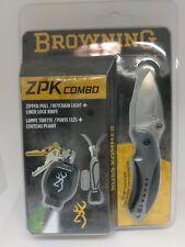 Browning ZPK Light Minnow Knife Combo 3710060