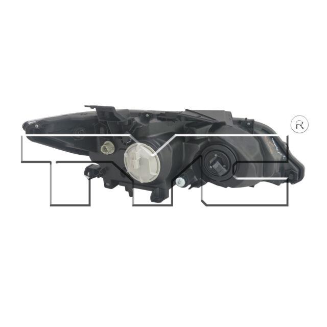 Headlight Assembly Left TYC 20-9286-00 Fits 2013 Acura RDX