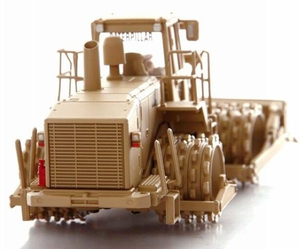 Caterpillar 1 50 Cat Military 815F Soil Compactor Truck Collection Model 55254 T