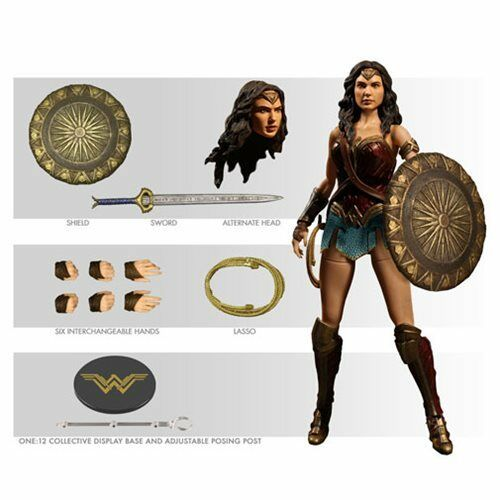 Wonder Woman Movie One 12 Collective Action Figure NEW