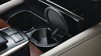 GENUINE TOYOTA SEQUOIA 2014 FACTORY ACCESSORY ASH TRAY CUP 7410202140