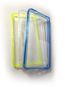 FUNDA-TPU-GEL-TRANSPARENTE-BORDES-COLORES-ANTIGOLPES-para-BQ-AQUARIS-M5