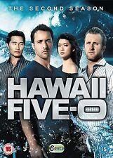 Hawaii Five O Series 2 Leonard Freeman Alex O'Loughlin, Scott Caan, NEW R2 DVD