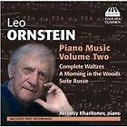 Leo Ornstein - : Piano Music, Vol. 2 (2013)