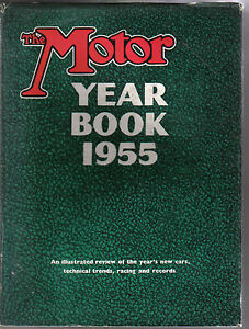 Motor-Year-Book-1955-annual-giving-new-cars-technical-trends-racing-amp-records