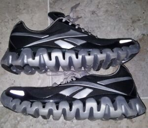 check out 11dc4 fa0fc Image is loading AWESOME-REEBOK-ZIGTECH-SHOES-MEN-039-S-SIZE-