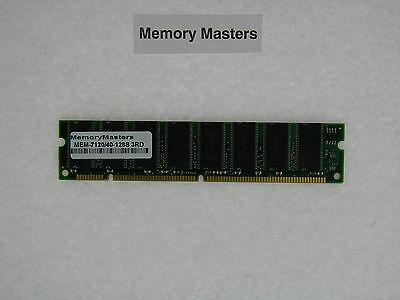 Openhartig Mem-7120/40-128s 128mb Memory For Cisco 7100 Series Lekkernijen Geliefd Bij Iedereen