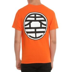 d204f349 Dragon Ball Z t-shirt - Goku Cosplay Outfit Costume DBZ Licensed Tee ...