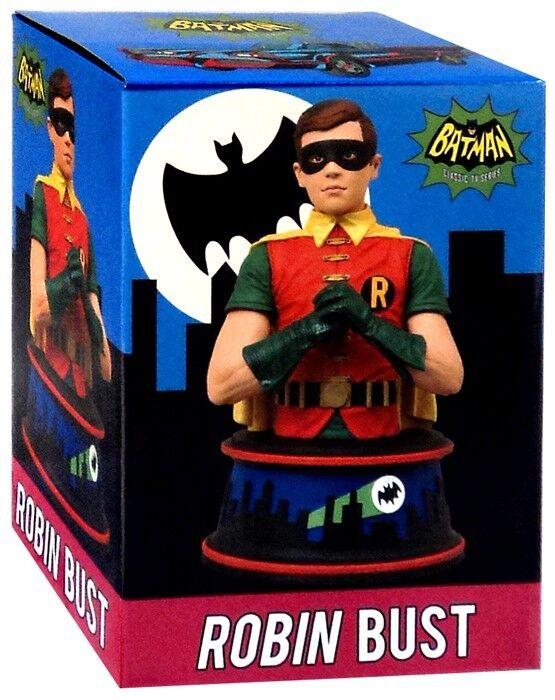Batman - tv - serie robin 6 - zoll - razzia 1966